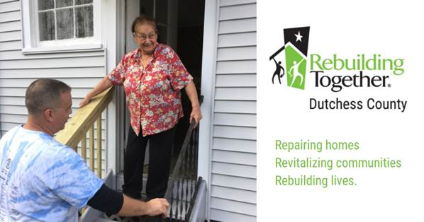Rebuilding Together Dutchess County Logo